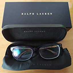 Ralph Lauren 0Rl6062, Monturas de Gafas para Mujer, Marrón (Stripped Havana), 52: Amazon.es: Ropa y accesorios