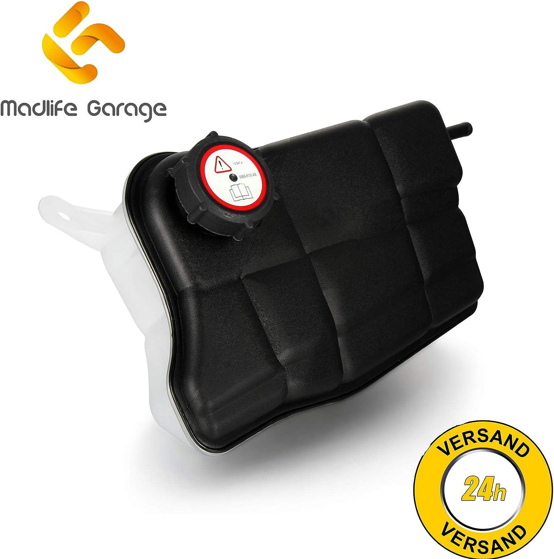 Madlife Garage 1117755 Ausgleichsbehälter Kühlmittelbehälter Mit Deckel Mondeo Iii B5y Auto