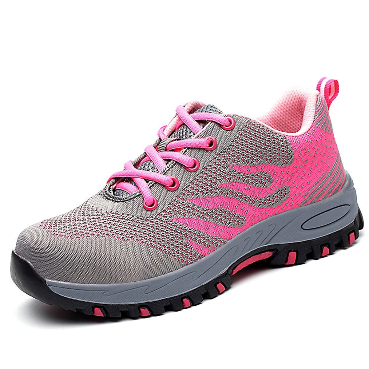 CHNHIRA Safety Shoes for Women Steel Toe Work Lady Lightweight Working Safety Shoes Trainers Sneakers ZHEJIANG CHINA HIRA SUPPLY CHAIN MANAGEMENT CO. LT