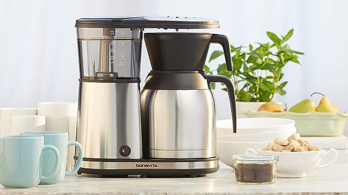 Top 11 Best SCAA Certified Coffee Makers To Buy In 2021 Reviews