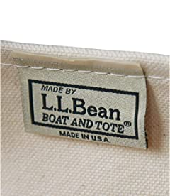 Boat and Tote Bag Open-Top
