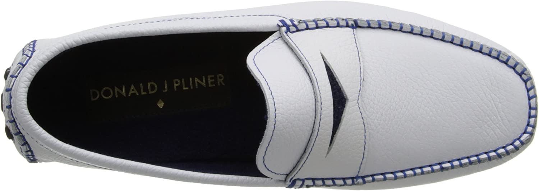 Donald J Pliner Mens Vini Slip-On Loafer