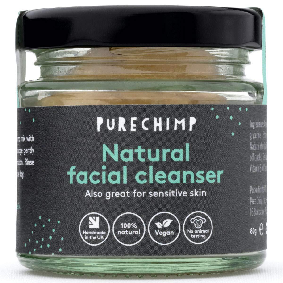 PureChimp Natural Facial Cleanser
