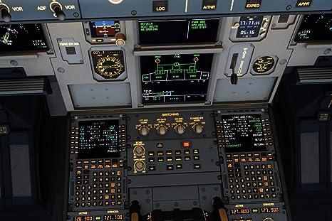 Airbus Bundle - A318 / A319 / A320 / A321 - for Microsoft Flight
