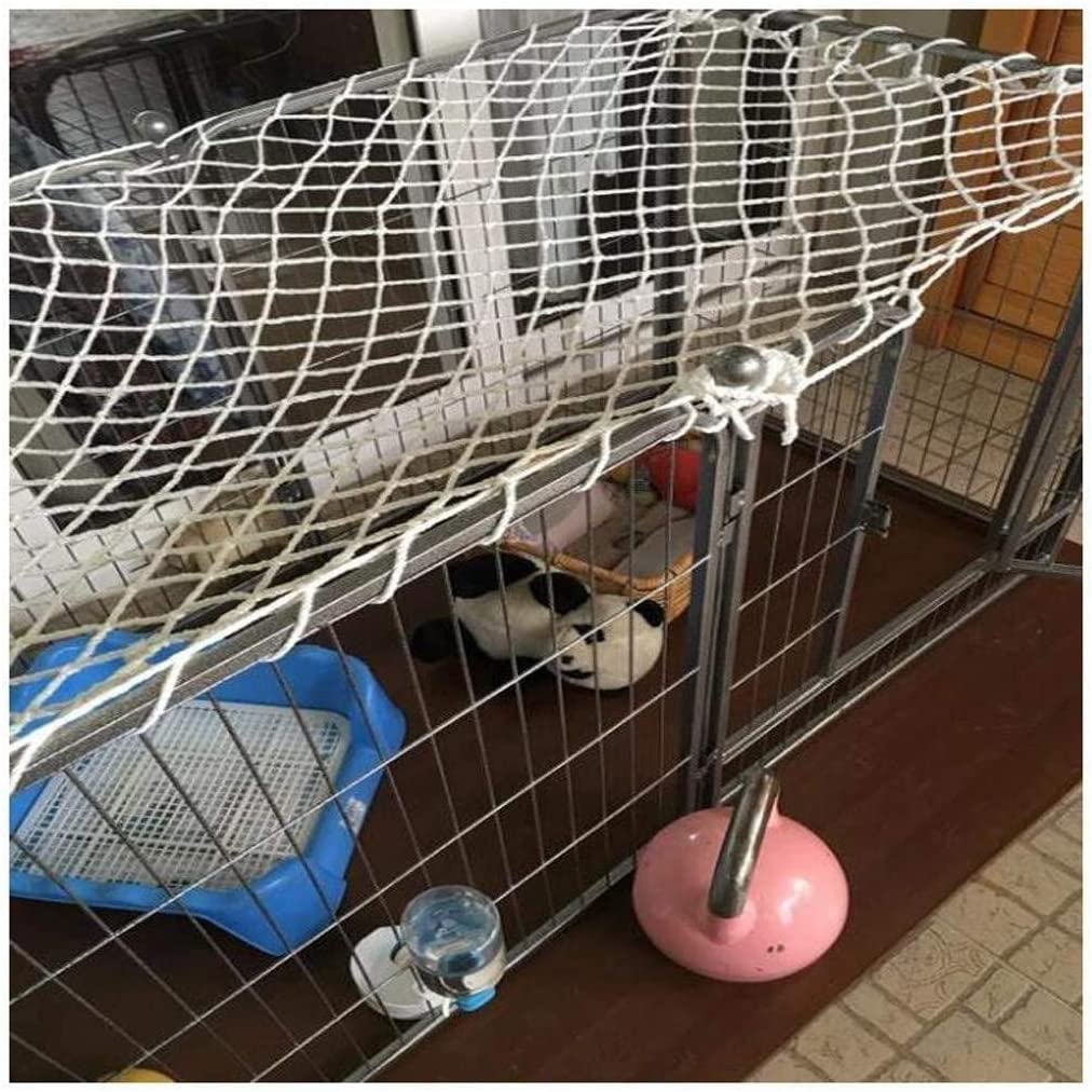 Outdoor Balcony and Stairway Deck Rail Safety Net and Deck Netting for Pets and Children Safety Net Fence JHKJ Fence Net,Safety Nets