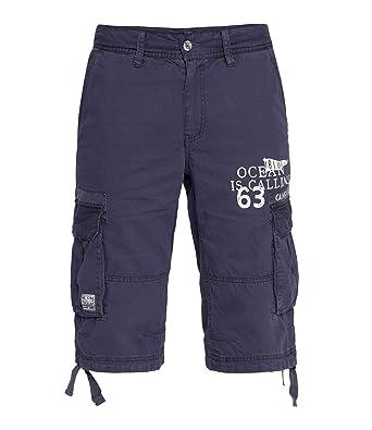 NEU Camp David Herren Skater kurze Hose Shorts Bermuda M XXXL