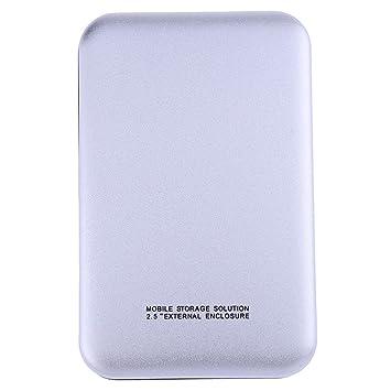 LiChiLan - Carcasa Externa para Disco Duro de 2,5