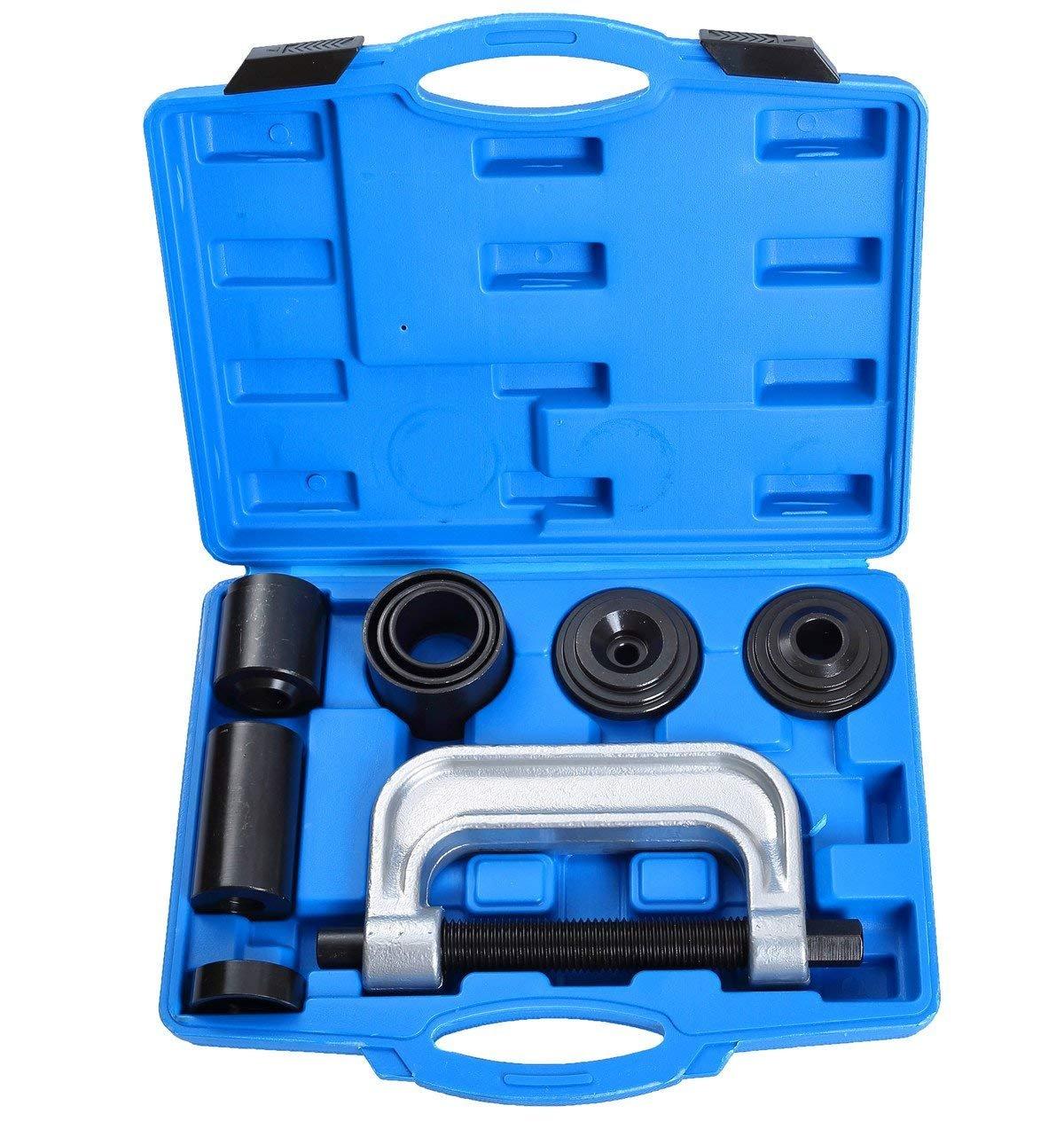 DASBET 4 in1 Ball joint Service Tool kit auto 2 WD & 4 WD auto riparazione rimozione W/case ZTECH AUTO