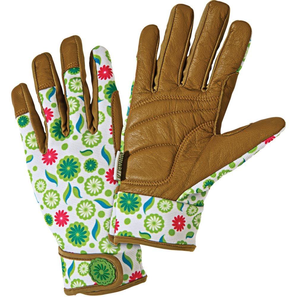 Amazon.com: Dirty Work Women\'s Small Landscaping Gardening Gloves ...