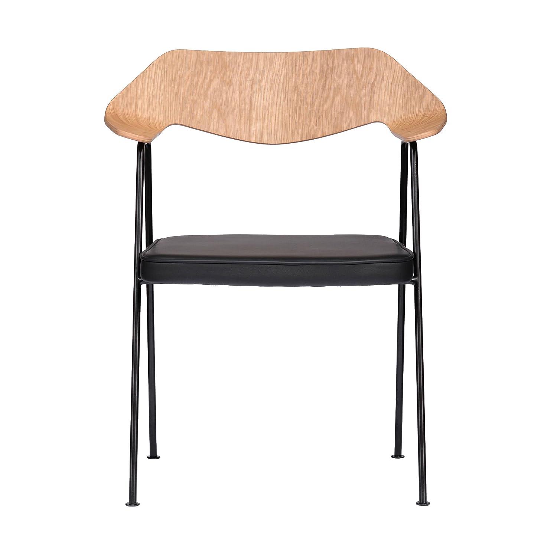 675 Chair Armlehnstuhl schwarzeiche: : Küche