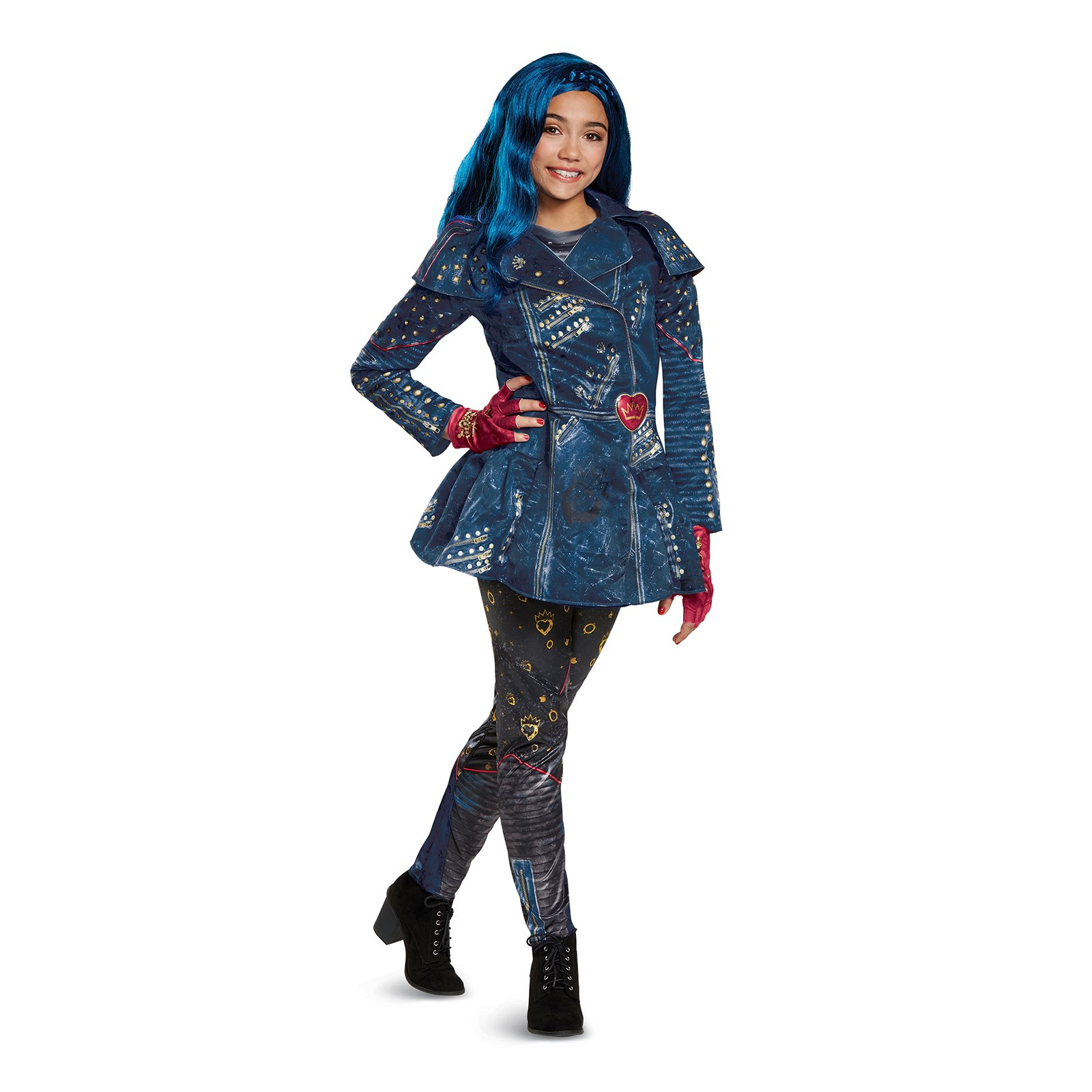 Disney's Descendants 2: Evie Deluxe Isle Look Child Costume (4-6X)