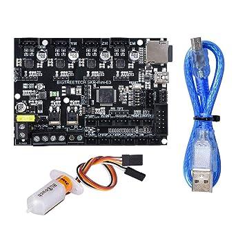 BIGTREETECH SKR Mini E3 placa de control de 32 bits con ...