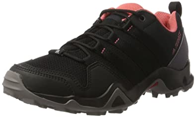 separation shoes 9f1df 0fe2a Adidas Terrex AX2R, Damen Wanderschuhe, Schwarz (Negbasnegbasrostac),