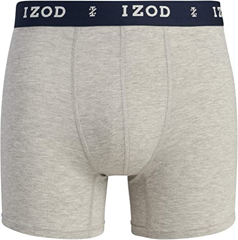 Men's Medium IZOD Saltwater Boxer Briefs 3 Pack//Feel Great!