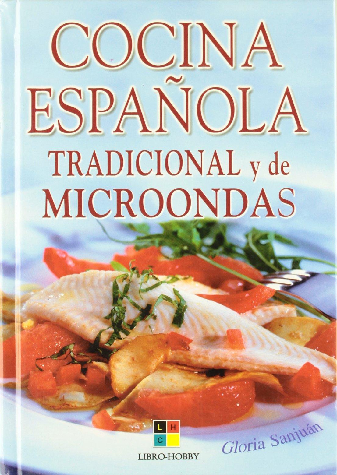 Cocina Espanola Tradicional y de Microondas (Spanish Edition ...