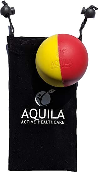 Pelota Lacrosse para masaje - Rehabilitacion - pilates y ...