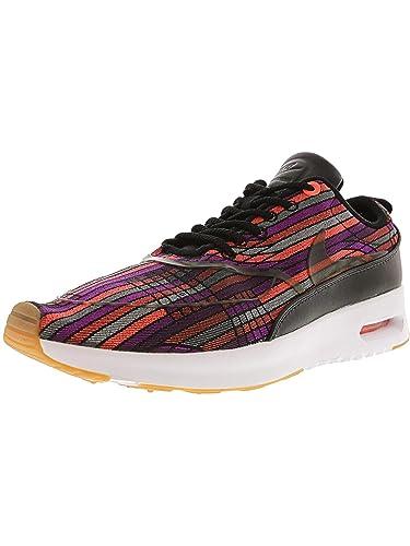 promo code 86699 b3caf Nike Womens WMNS Air Max Thea Ultra JCRD PRM, Black Black-Gum Yellow-White  (9. 5)  Nike  Amazon.in  Shoes   Handbags