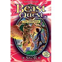 Beast Quest: Skor the Winged Stallion: Series 3 Book 2