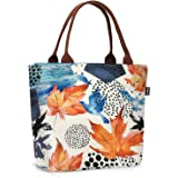 Gloppie Insulated Lunch Bags for Women Lunch Box Leak Proof Cooler Tote Purse Large Food Container Meal Prep for Work Beach P
