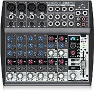 Behringer XENYX 1202FX Premium 12-Input 2-Bus Mixer, Multi-FX Processor
