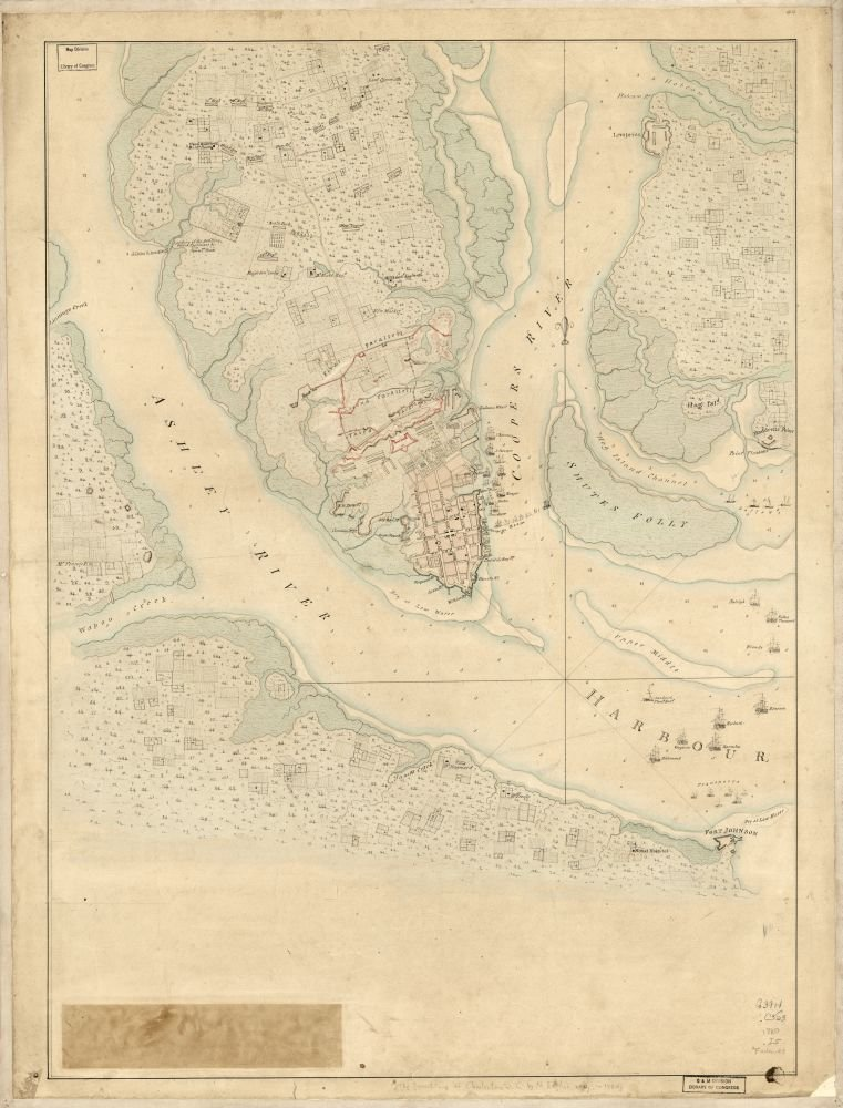 Amazon.com: Vintage 1780 Map of The Invesure of ... on savannah georgia map, greater charleston map, soth carolina map, charleston tourist map, forestbrook sc map, charleston patriots point map, charleston city map, charleston congaree river map, charleston iowa map, charleston jamaica map, north carolina map, coast emerald isle nc map, charleston neighborhood map, charleston 1700s map, charleston australia map, charleston citadel mall map, myrtle beach map, charleston aquarium map, charleston alabama map, charleston wv,