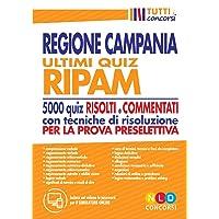 Concorso Regione Campania. Nuovi quiz RIPAM