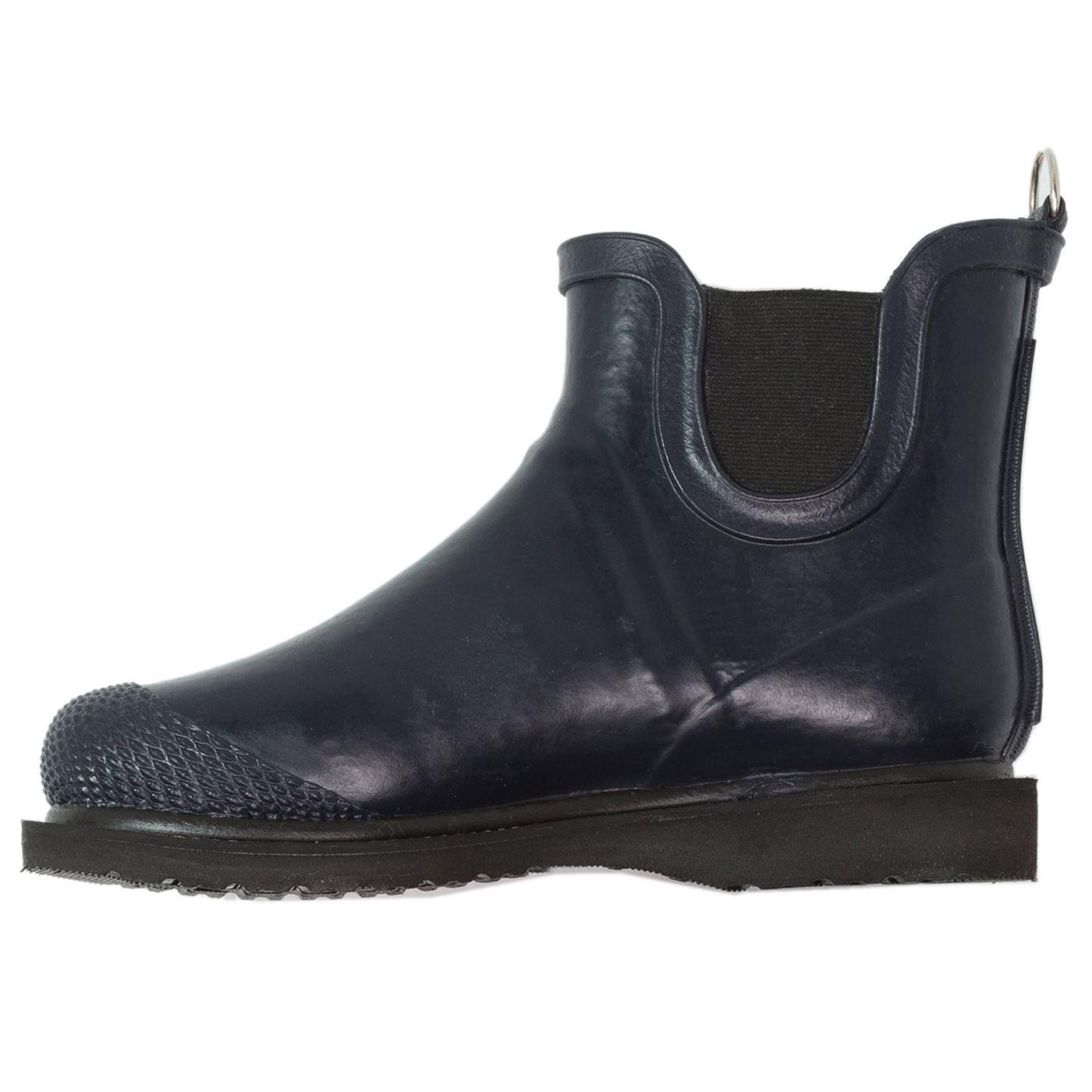 Ilse Jacobsen Women's Short Rubber Boot,Dark Indigo,EU 40 M by ILSE JACOBSEN (Image #4)