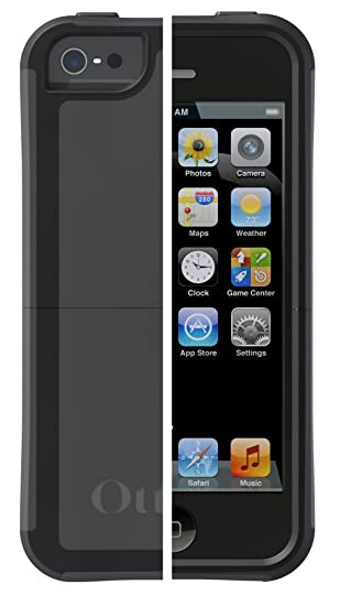 info for efa71 acc7f OtterBox Original Case 77-22464 for Apple iPhone 5 & 5s (Defender Series),  Retail Packaging - Black