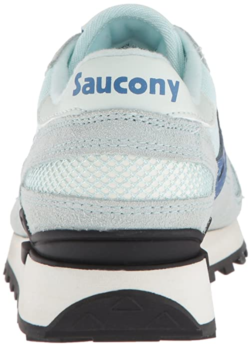 Amazon.com | Saucony Originals Mens Shadow Original Running Shoe, Green/White | Road Running