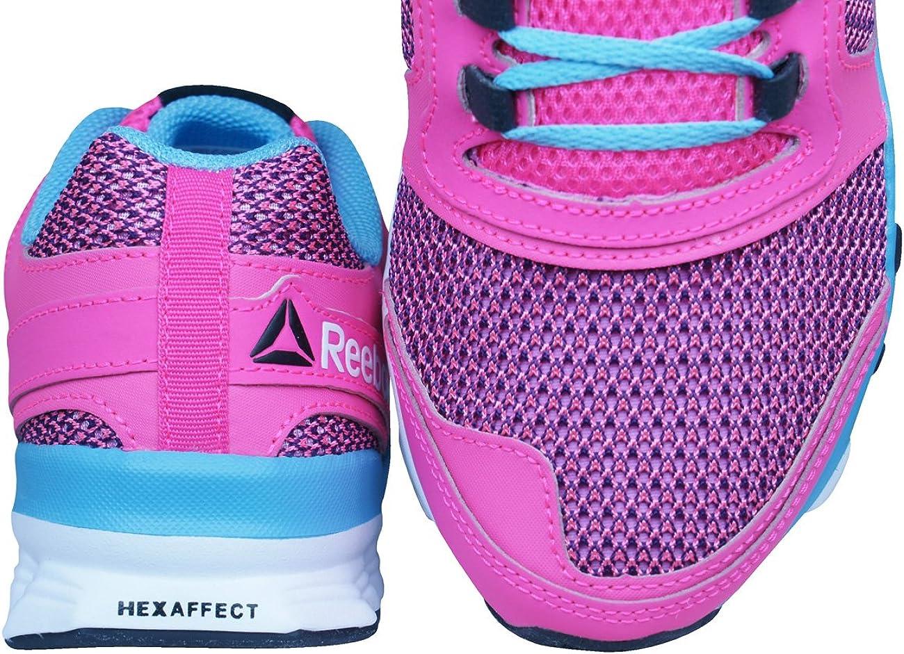 Girls Reebok Hexaffect Storm Running Shoes