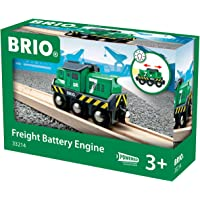 BRIO World - Freight Battery Engine