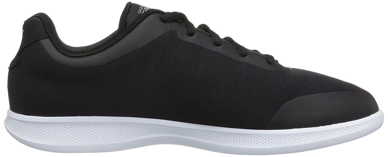 Skechers Performance Women's Go Step 8 Lite-Agile Walking Shoe B01IIC3SDM 8 Step B(M) US|Black/White Heather cc8de1
