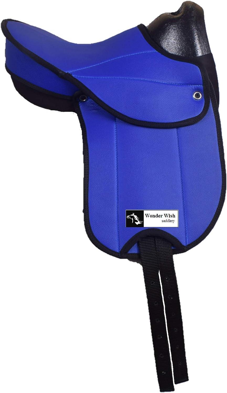 12 Inches Seat Wonder Wish Synthetic Horse Pony Saddle