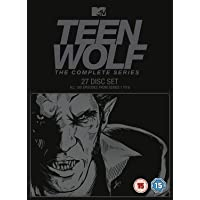 Teen Wolf: The Complete Seasons 1 to 6 (27-Disc Box Set) (Slipcase Packaging + Fully Packaged Import)