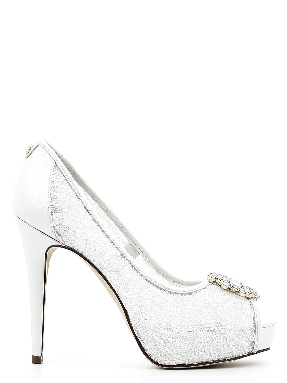 GUESS FLHOT1 LAC07 Zapatos Mujeres 37 EU|blanco