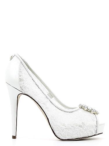 Guess Escarpin  Hotspot ref_guess38545-black Noir - Chaussures Escarpins Femme