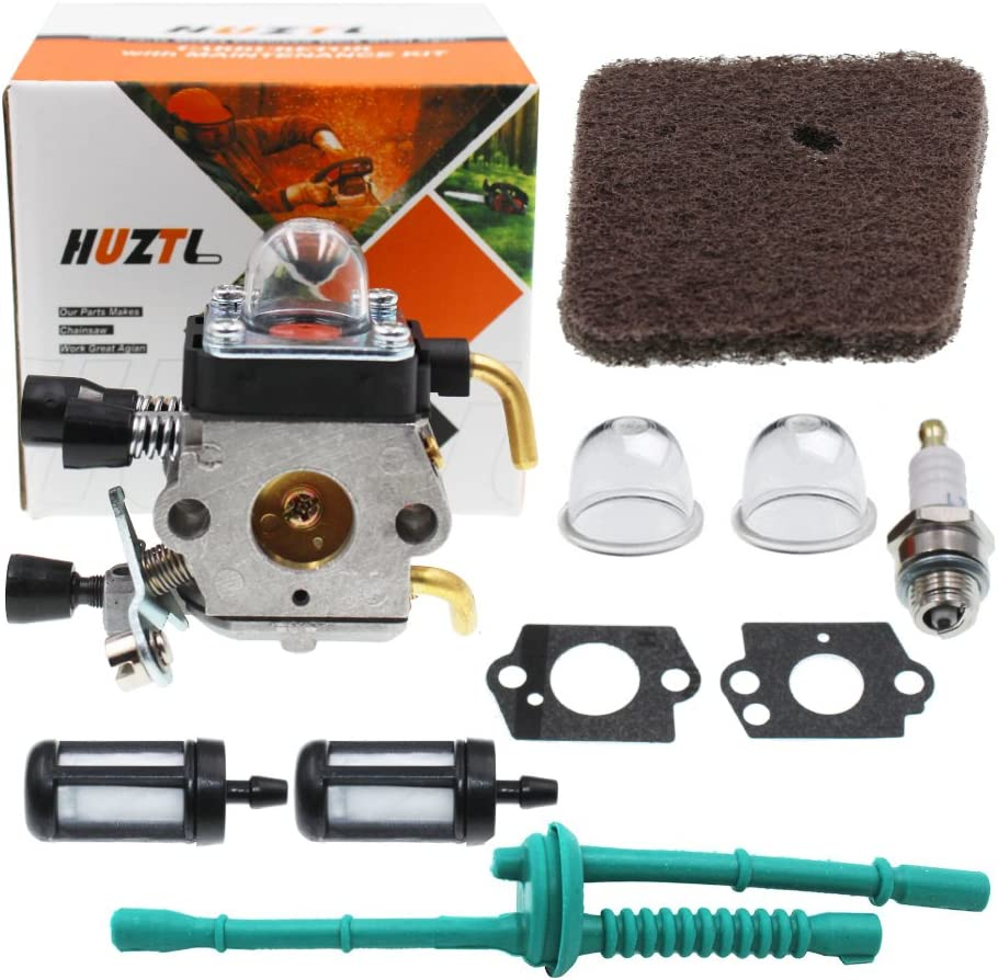 Carburetor KIT For STIHL TRIMMER C1Q-S186A FS38 FS45 FS46 FS55 FS55R ZAMA Carb