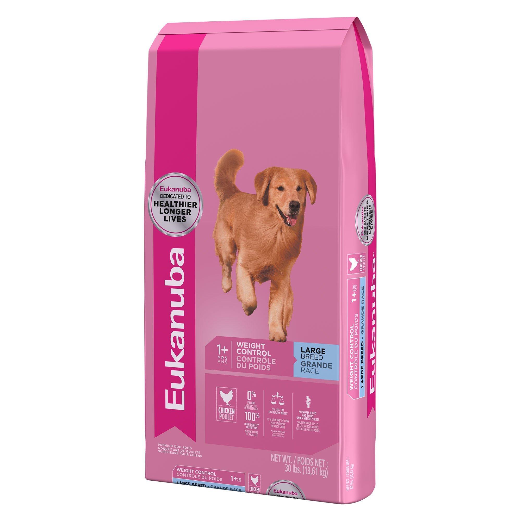 Eukanuba Large Breed Weight Control Adult Dog Food by Eukanuba (Image #5)