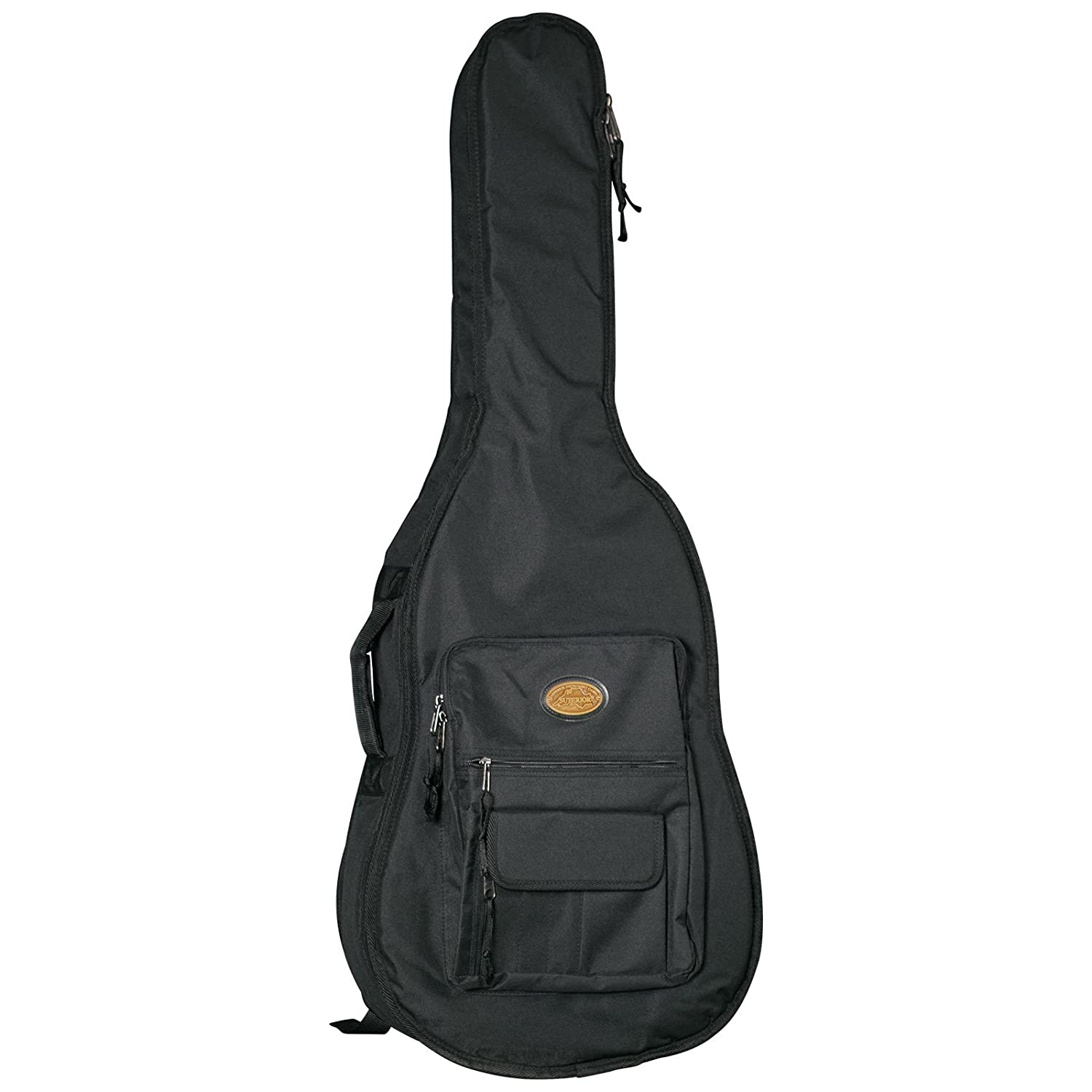 Superior C-262 Trailpak II Classical/Resophonic Guitar Gig Bag