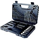 Black + Decker A7219 Coffret d'Outils de perçage/vissage 80 pièces