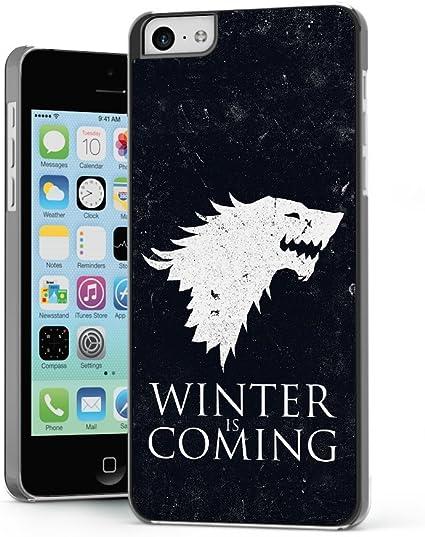 Générique - Coque pour iPhone 5C Game of Thrones emblème STARK ...