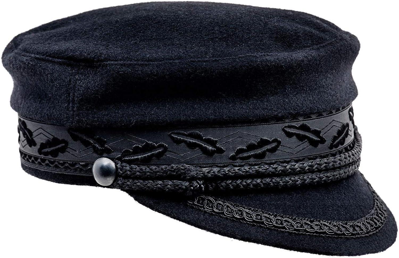 Sterkowski Mariner Style Breton Fiddler Cap