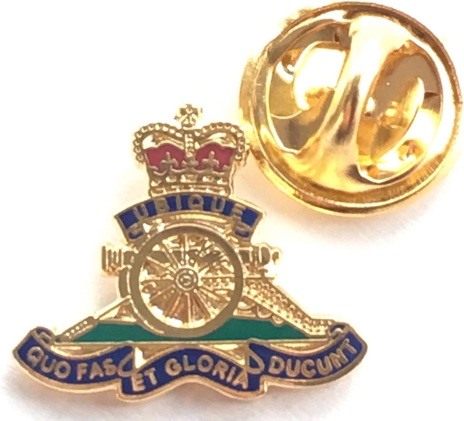 Enamel Lapel Badge ROYAL ANGLIAN
