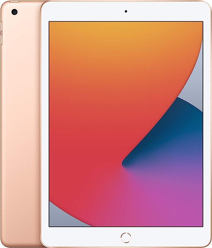 Amazon.com: New Apple iPad (10.2-inch, Wi-Fi, 32GB) - Gold (Latest Model, 8th Generation)
