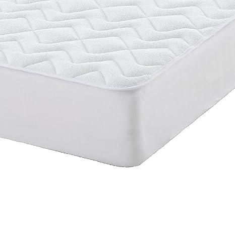 Belnou Cubrecolchones Vento Transpirable Impermeable Blanco Cama 150 (150 x 190 cm): Amazon.es: Hogar