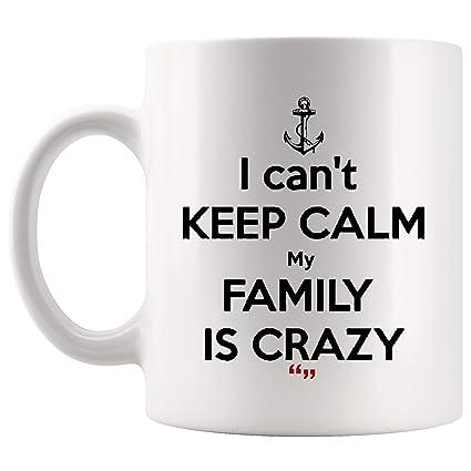 Amazon.com: Can\'t Calm Family Crazy Keep calm Calm down ...
