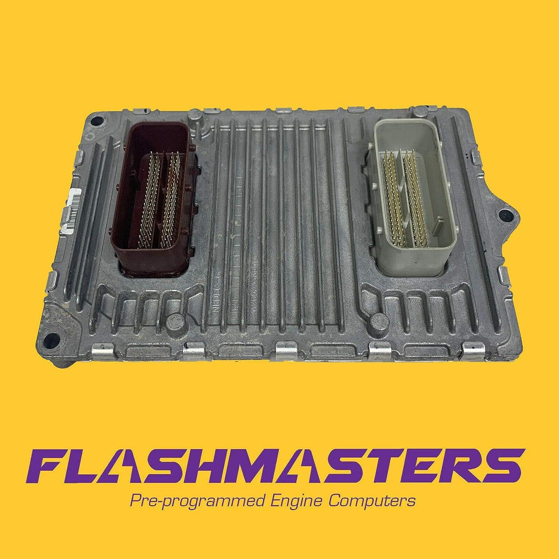 Flashmasters 2012 Town /& Country 3.6L Computer 68070460 ECU ECM PCM Programmed to Your VIN