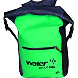 Campeador Waterproof Dry Bag 25L Floating Ocean Rucksack Backpack Lightweight Stuff Sack with Adjustable Shoulder Strap