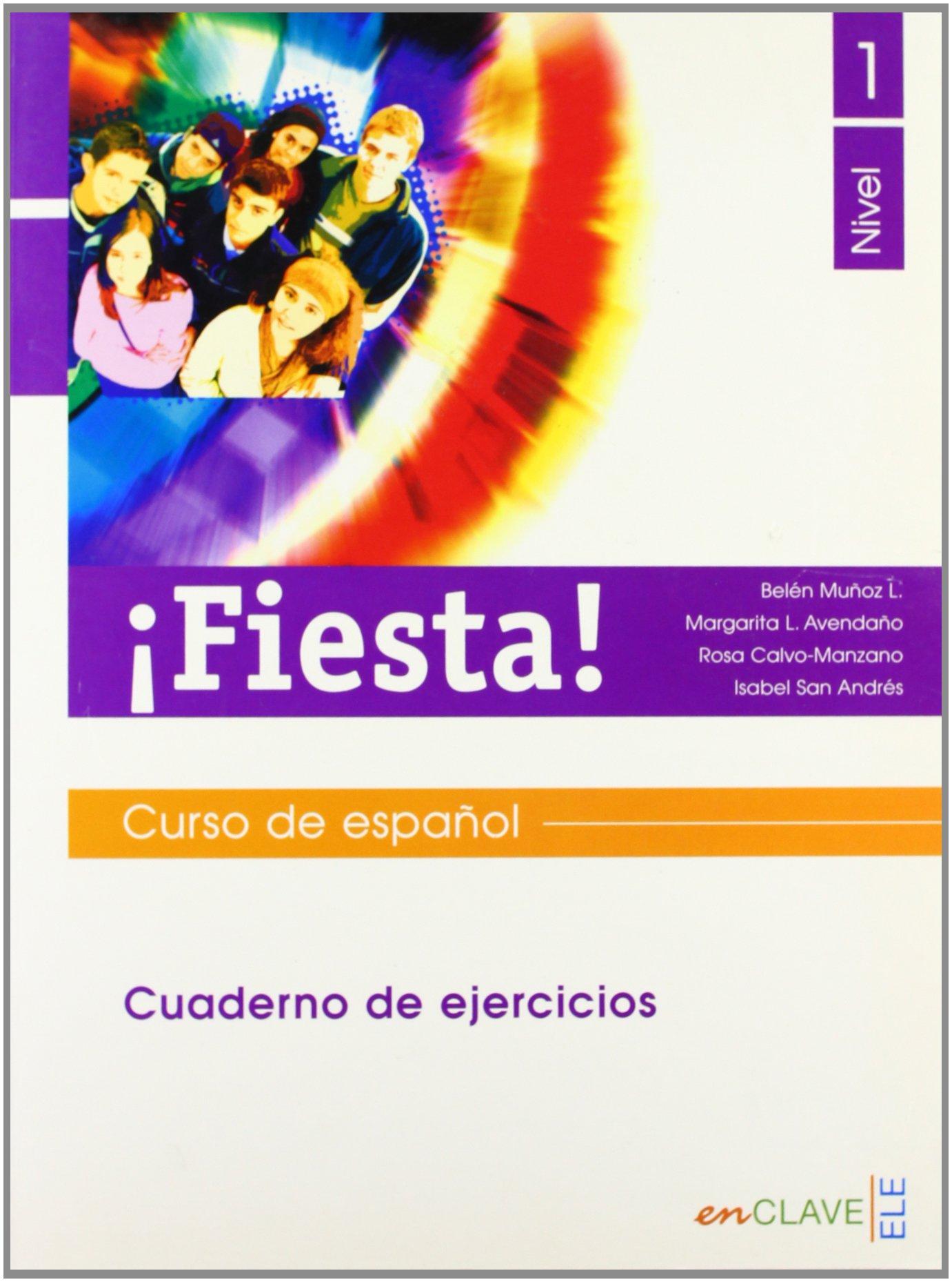 Download Fiesta 1 Cuaderno de ejercicios 1 (Spanish Edition) ebook