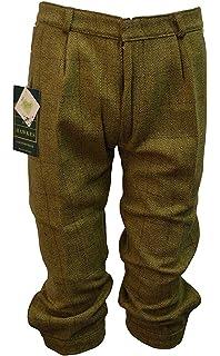 Herrenmode Kids Derby Tweed Shooting Hunting Plus FOURS Breeks Trousers Walker and Hawkes